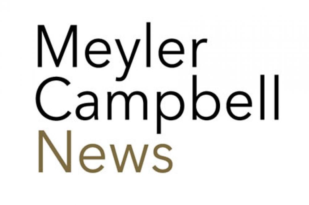 Meyler Campbell in the news